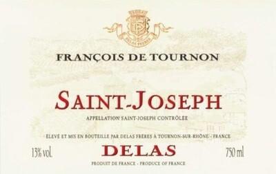 Delas Freres St Joseph Cuvee Francois de Tournon 2011 [95pts WA]