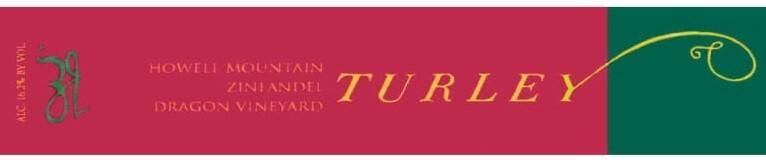 Turley Zinfandel Dragon Vineyard 2017 [95pts WA]