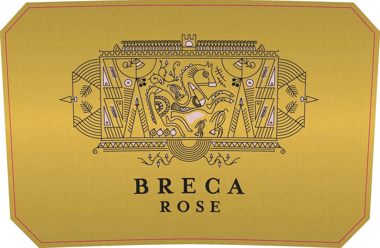 Bodegas Breca Rose 2018