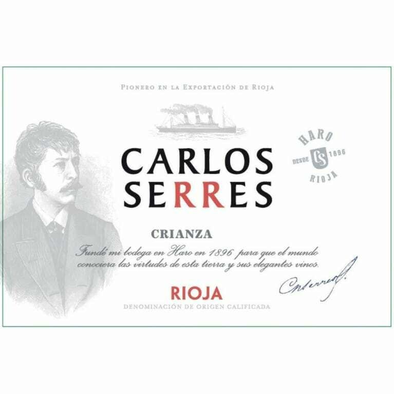 Carlos Serres Crianza 2015