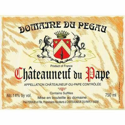 Domaine du Pegau Chateauneuf du Pape Cuvee Reservee 2001 [96pts WA]