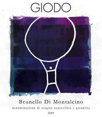 Podere Giodo Brunello di Montalcino 2009
