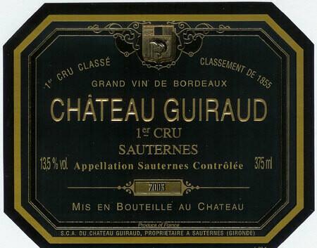 Guiraud 2003 [95pts WS]