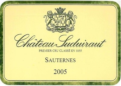 Suduiraut 2005 [97pts JS]