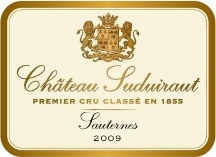 Suduiraut 2009 [98pts WA]
