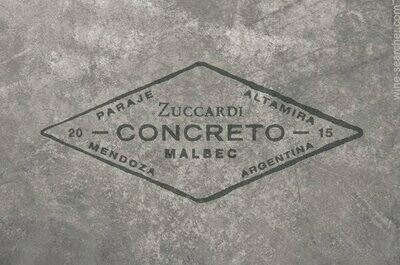 Familia Zuccardi Concreto 2015