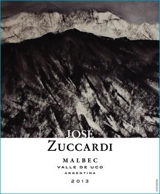 Familia Zuccardi Jose Malbec 2013
