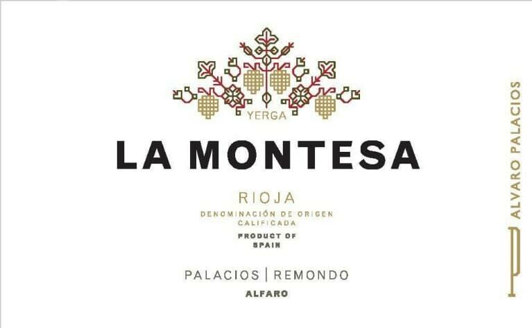 Bodegas Palacios La Montesa 2015