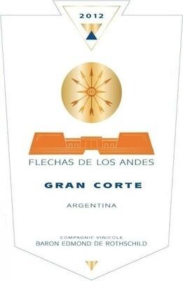 Flechas de los Andes Gran Corte 2012