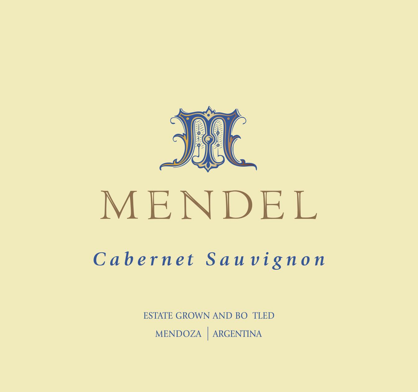 Mendel Cabernet Sauvignon 2012