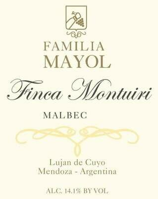 Familia Mayol Montuiri Malbec Old Vines 2016