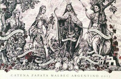 Catena Zapata Argentino Malbec 2017 [97pts JS]