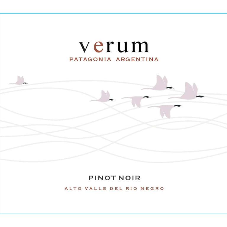 Bodega del Rio Elorza Verum Pinot Noir 2018