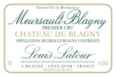 Louis Latour Meursault Chateau de Blagny 2013