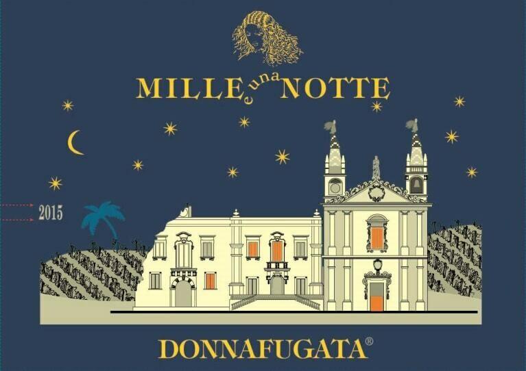 Donnafugata Mille e Una Notte 2015 [96pts Dec]