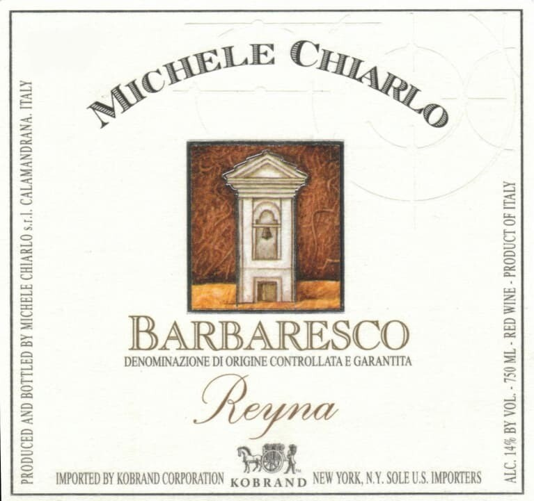 Michele Chiarlo Reyna Barbaresco 2013 *SALE*