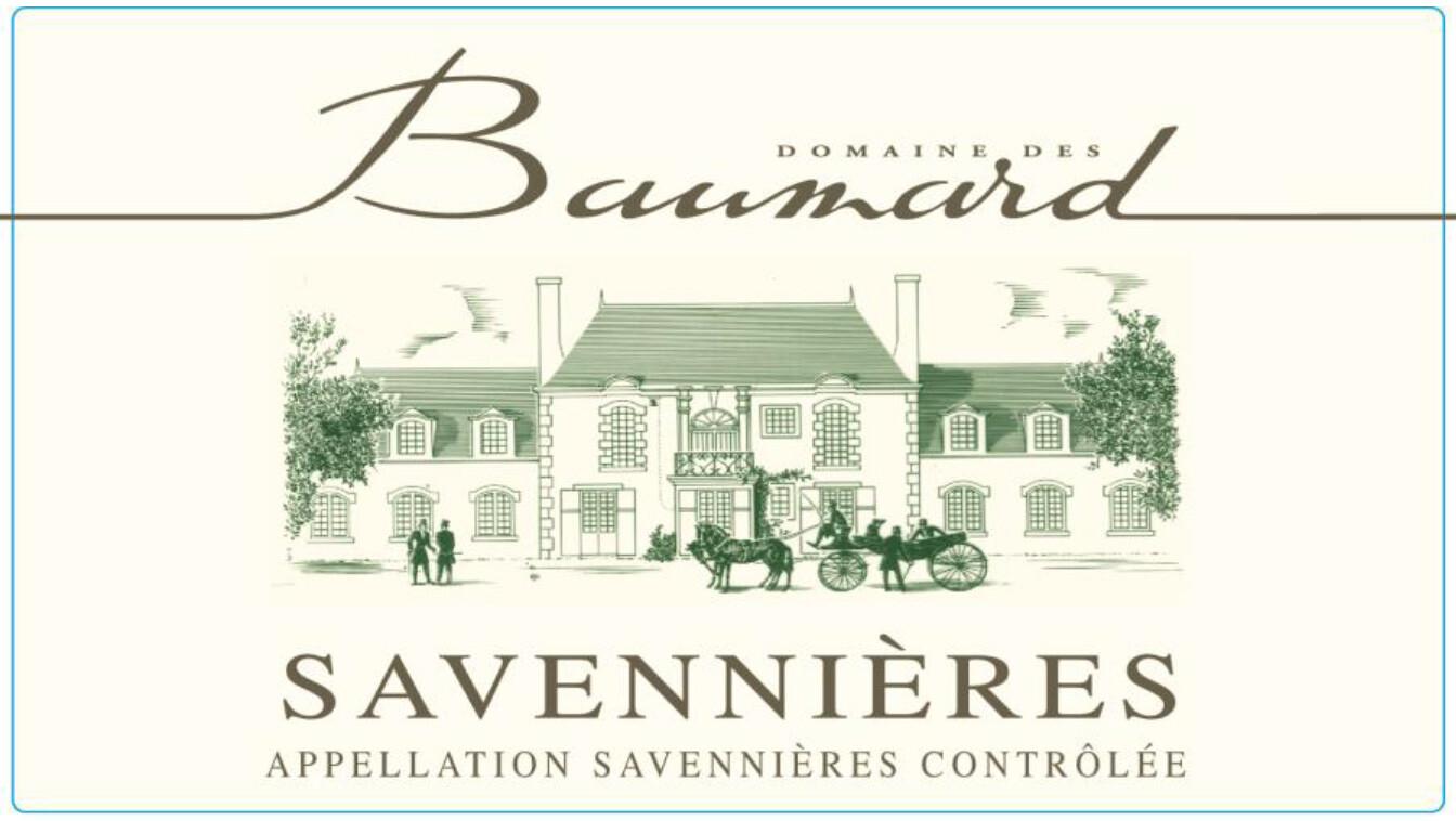 Domaine des Baumard Savennieres 1989