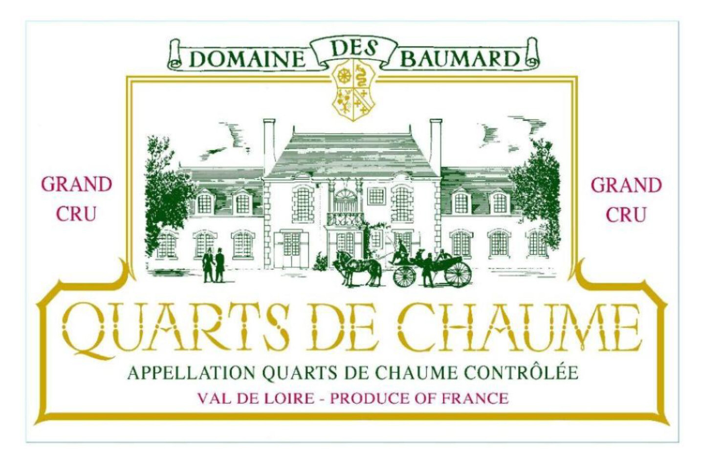 Domaine des Baumard Quarts de Chaume 1990 [96pts WA]