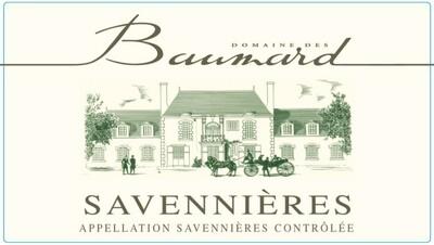 Domaine des Baumard Savennieres 1995 (375ml)