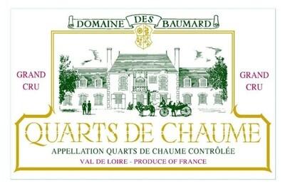 Domaine des Baumard Quarts de Chaume 1996 (375ml) [96pts WS]