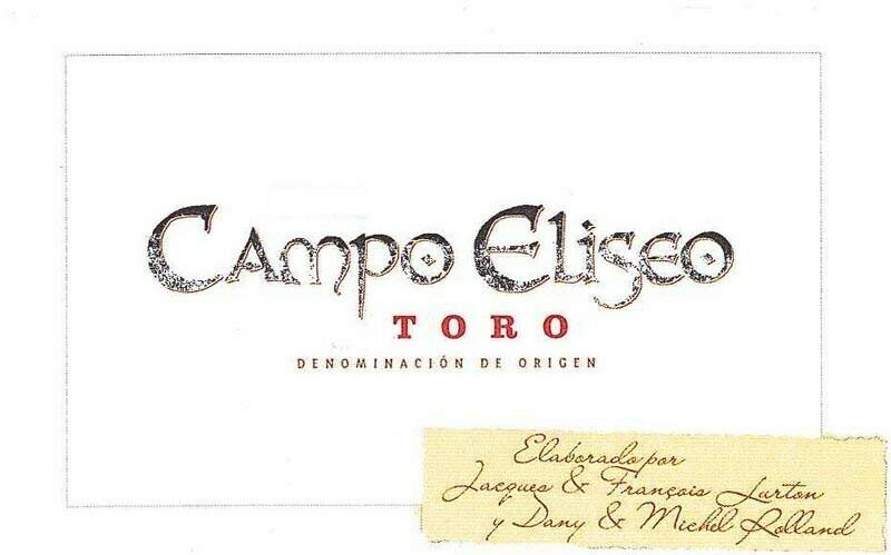 Bodega Burdigala Campo Eliseo 2003
