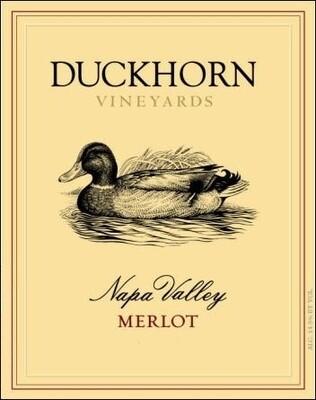 Duckhorn Merlot 2011