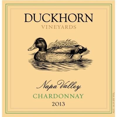 Duckhorn Napa Valley Chardonnay 2013