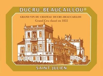 Ducru Beaucaillou 1983