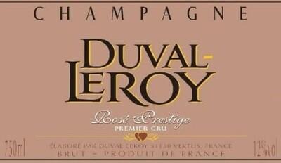 Duval Leroy Brut Rose Prestige