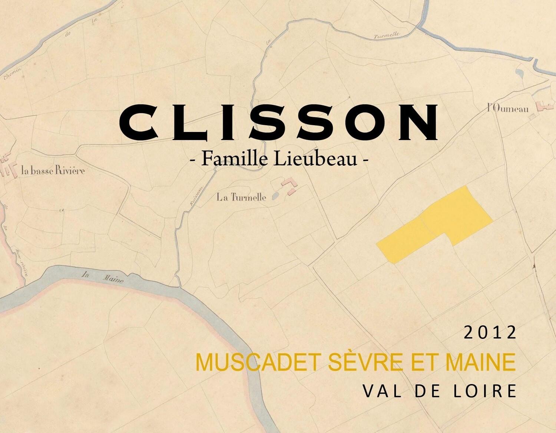 Famille Lieubeau Clisson Muscadet 2012