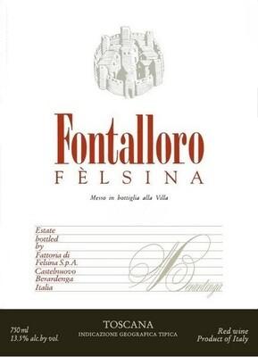Felsina Berardenga Fontalloro 2004