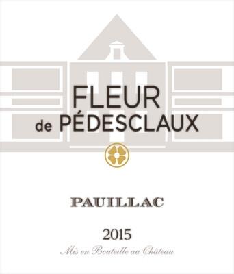 Fleur de Pedesclaux 2015
