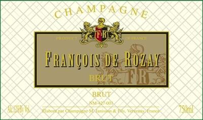Francois de Rozay Brut