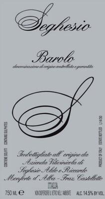 Fratelli Seghesio Barolo 2009