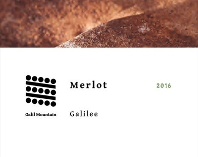 Galil Mountain Merlot 2016