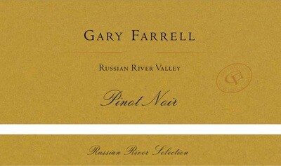 Gary Farrell Pinot Noir Russian River Selection 2012