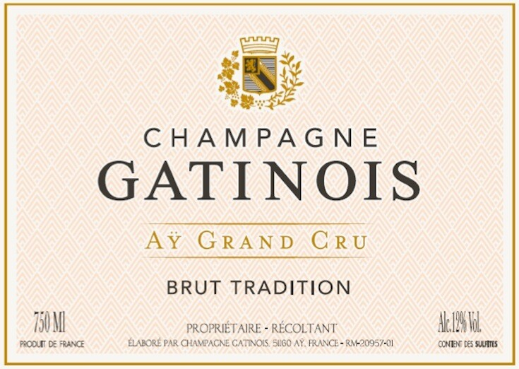 Gatinois Tradition Grand Cru Brut