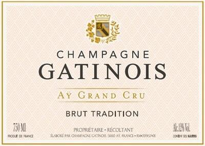 Gatinois Tradition Grand Cru Brut