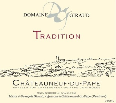 Giraud Chateauneuf du Pape Tradition 2014