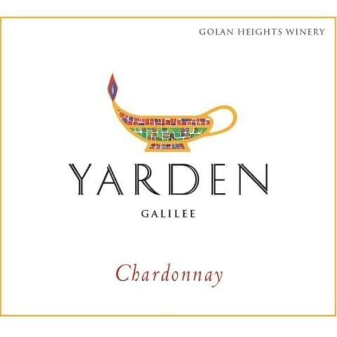 Golan Heights Yarden Chardonnay 2016