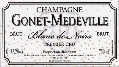 Gonet Medeville Brut Blanc de Noirs