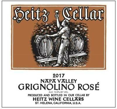 Heitz Grignolino Rose 2017