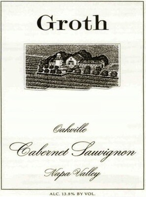 Groth Cabernet Sauvignon 1991