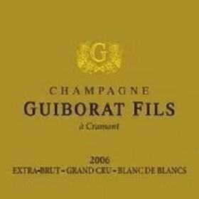 Guiborat Blanc de Blancs Grand Cru Extra Brut 2006