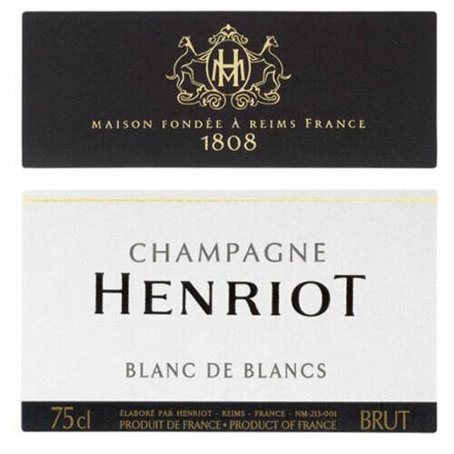 Henriot Brut Blanc de Blancs