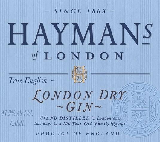 Hayman's London Dry Gin (1L)
