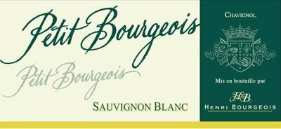 Henri Bourgeois Petit Bourgeois Sauvignon Blanc 2019