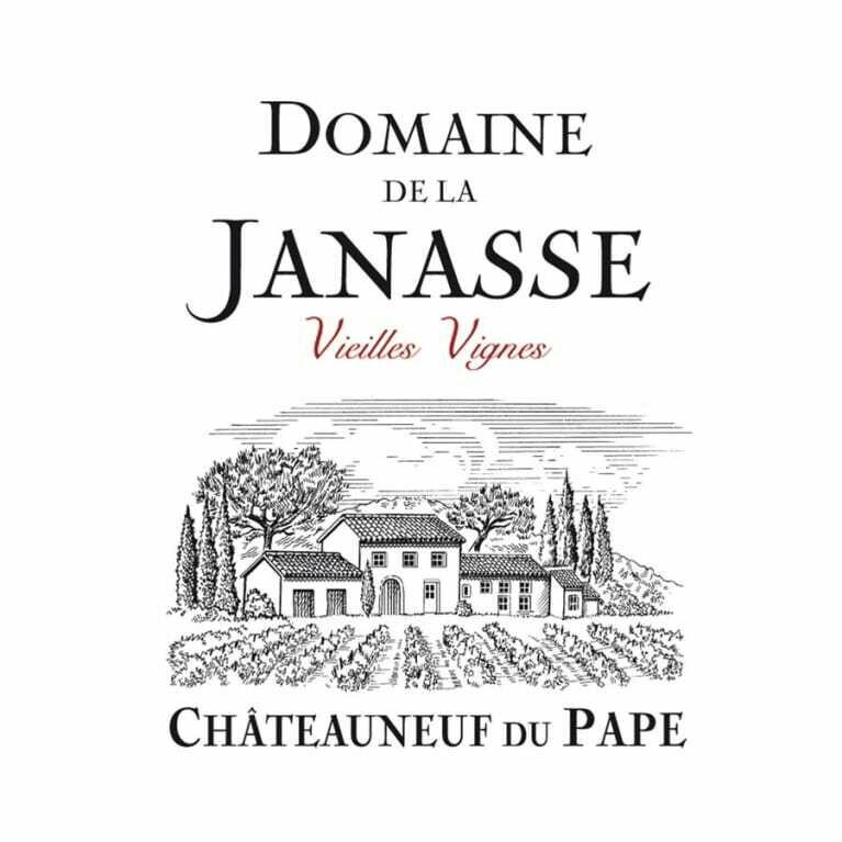 Janasse Chateauneuf du Pape VV 2014
