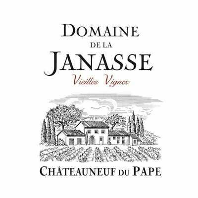 Janasse Chateauneuf du Pape VV 2003 [97pts WA]