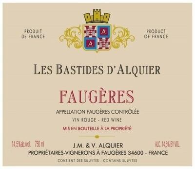 Jean-Michel Alquier Faugeres les Bastides d'Alquier 1994